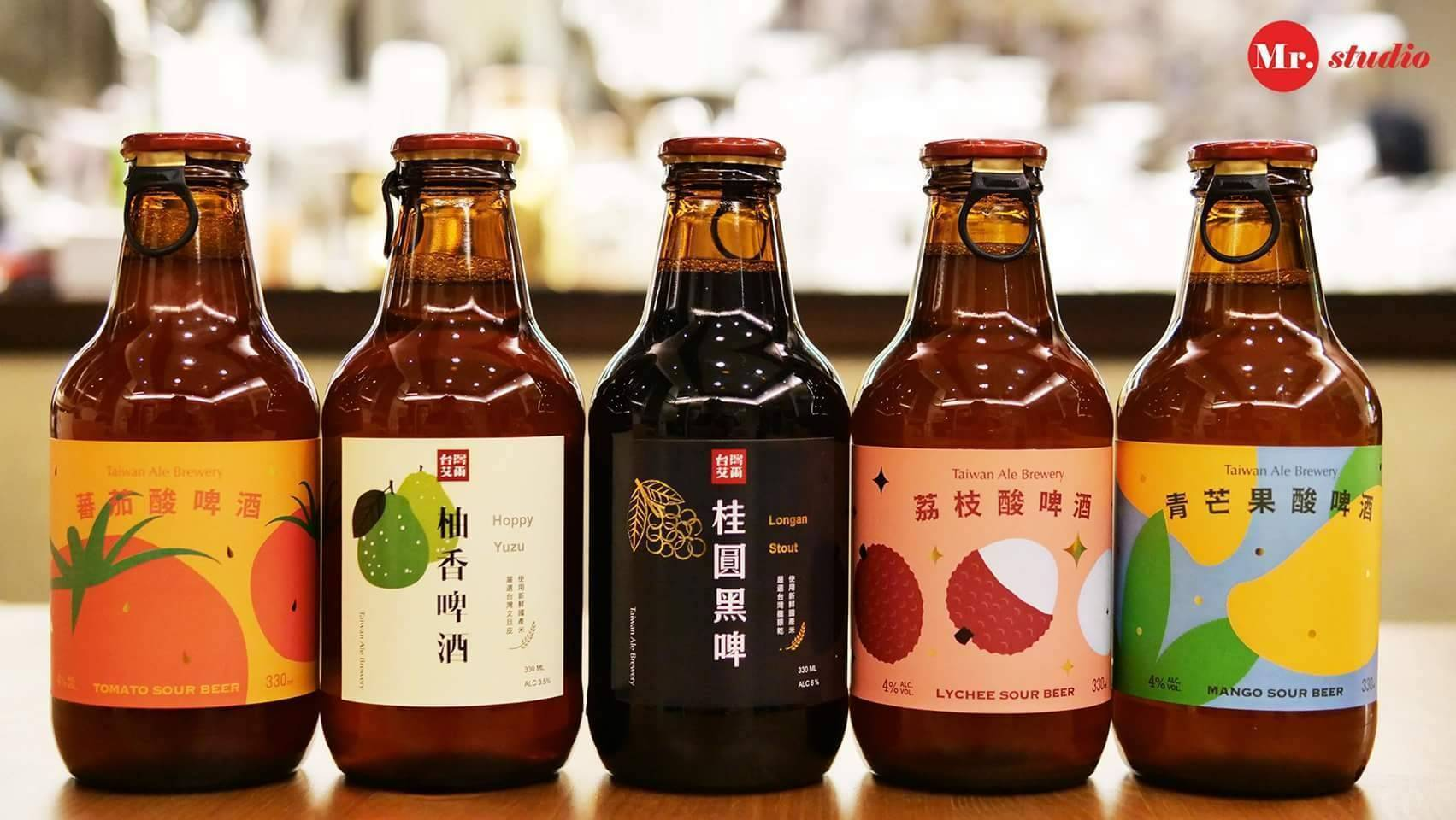 fruits beer